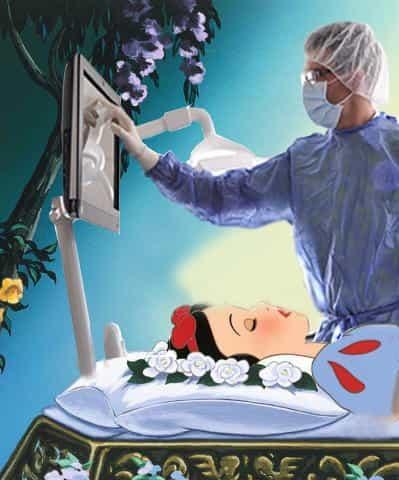 Fogászati kezelések altatásban